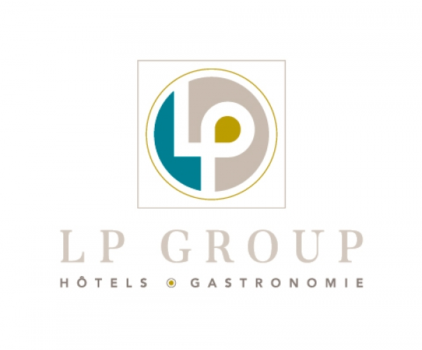 Logo de LP GROUP