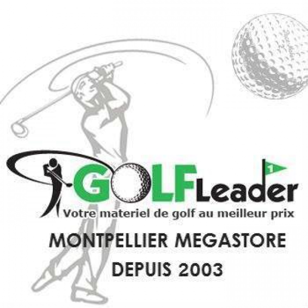 Logo de GOLF LEADER MONTPELLIER