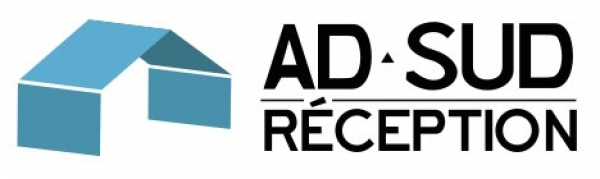 Logo de AD SUD RECEPTION