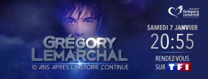 EMISSION SPECIALE GREGORY LEMARCHAL